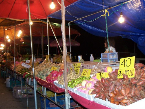 Mercadillo Surat Thani