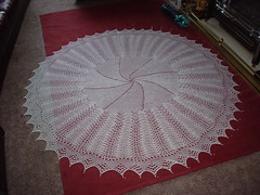 Knitting Patterns For Circular Shawls : Ravelry: Bubbles (A Beautiful Circular Shawl) pattern by Patons UK