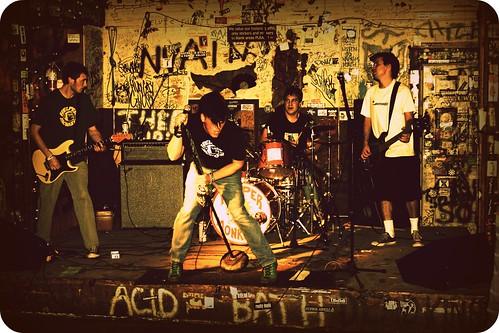 Acid Bath!