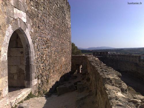 Dispositivo defensivo do castelo