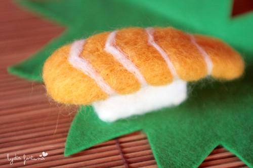 Sushi gamba por ti.