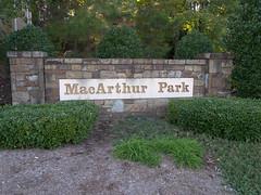 Macarthur Park Neighborhood in MacArthur Park PUD