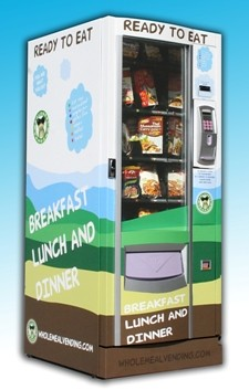 Whole Meal Vending Australia - WholeMealVending.com.au