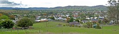 Dungog Panorama (Life with Jordy) Tags: panorama rural australia newsouthwales jordy dmc dungog huntervalley wideanglelens panasonicdmcfz30 photoshopphotomergepanorama petejordan lifewithjordy photoshopelements8 elementsorganizer