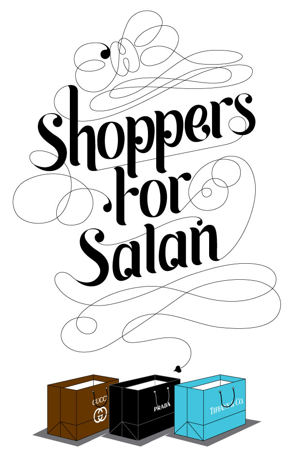 Shoppers For Satan
