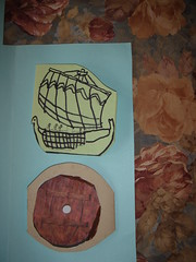 trifold sailboat, wheel (jimmiehomeschoolmom) Tags: lapbook ancientmesopotamia