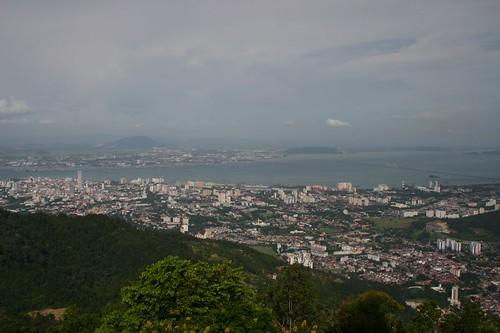 Penang Hill (821m)