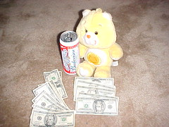 Baller Care Bear