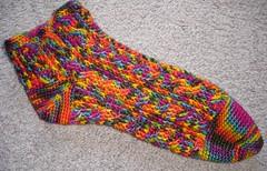 First Socks 13