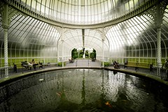 Kibble Palace (gms) Tags: fish pool gardens scotland glasgow victorian palace greenhouse botanic renovation kibble