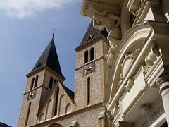 Sarajevo chatedral (aidamus) Tags: bosna bosniaandherzegovina sarajevochatedral