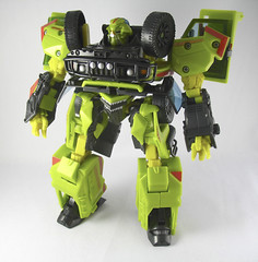 Transformers Movie Ratchet 作者 naladahc
