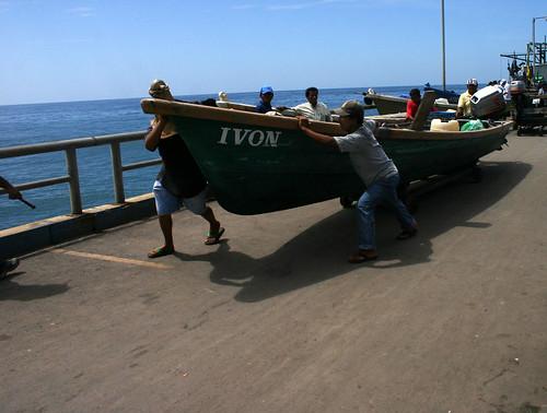 Boat, La Libertad, El Salvador
