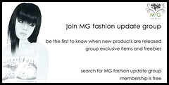MG fashion update group
