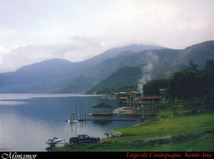 COATEPEQUE LAKE / LAGO DE COATEPEQUE