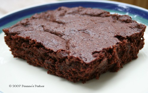 The Ultimate Fudgy Brownie