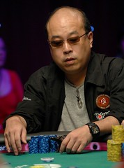 Kazohiro Sato 8th place at Final Table APPT Manila