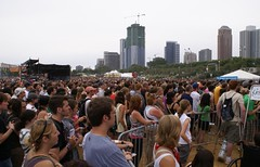 Tapes 'n Tapes Crowd (dannycohen62) Tags: park 2 chicago day grant crowd n tapes 2007 lollapalooza lastfm:event=34715
