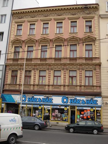 Hostel ACE in Prag
