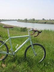 Caorle (dunga94) Tags: bicycle caorle velotraum trekkingbike