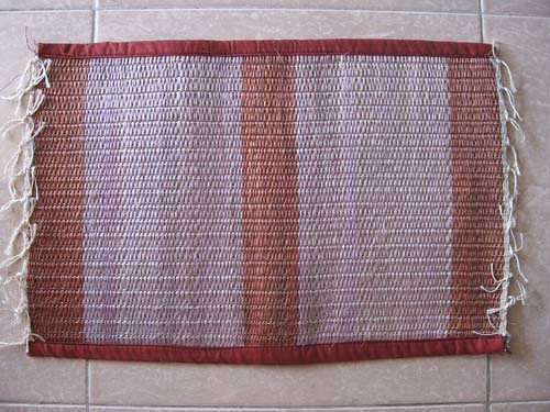 Sisal Table Mat Of Homemade Handicraft, Handcraft