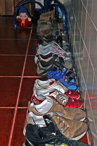 22 sapatos