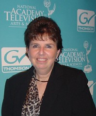 Prof. Margaret Carson at the Emmy Awards