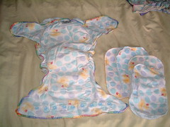 Tiddly bums duck pattern (tiggsybabes) Tags: nappies 2007 tiddlybums oct07