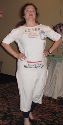 Loser T-shirt Dress