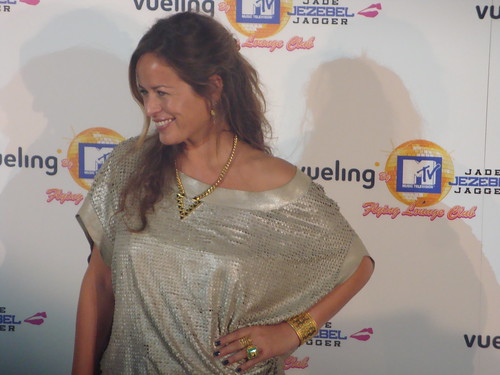 Jade Jagger, Flying Lounge Club