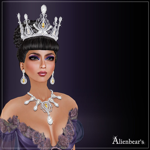 Miss Bestyle crown/ N&E set