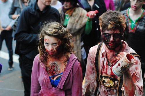 PDX Zombie Walk 2010