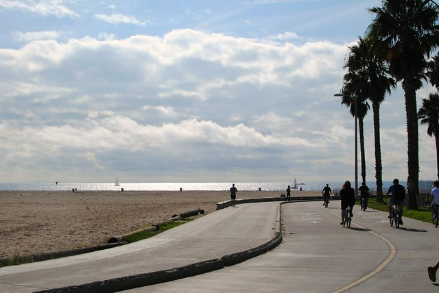 ocean park path