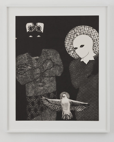 Untitled [Sikan, Nasako, and the Holy Spirit] (1993)