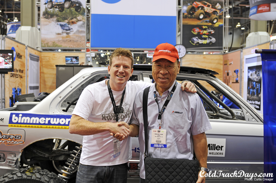 SEMA // CASWELL & THE BAJA BIMMER - DAY FOUR