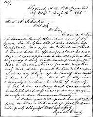 Azariah Graves (1815-1896) Civil War Pardon Petition