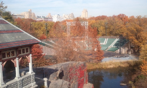 The Delacorte Theater