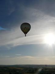 Cómo montarse en globo y no morir en el intento | Sobrevolar Sevilla es un deporte de riesgo ceslava 0