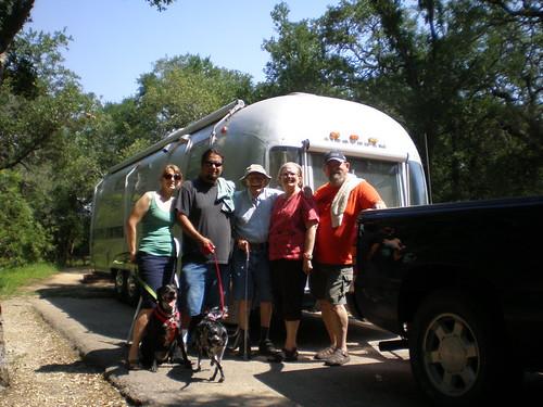 Inaugural Airstream Camping Trip