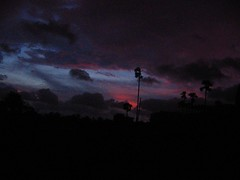 Sunset with clouds (MrsFife) Tags: sunset cloud monsoon vizag visakhapatnam