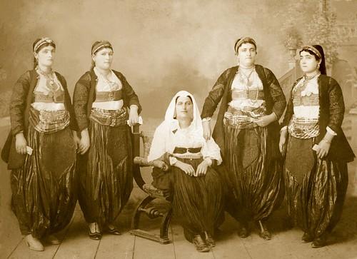 Foto Marubi 1917 by tiranaunderground.