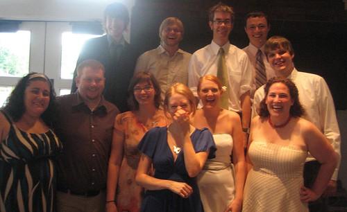 a nerd wedding