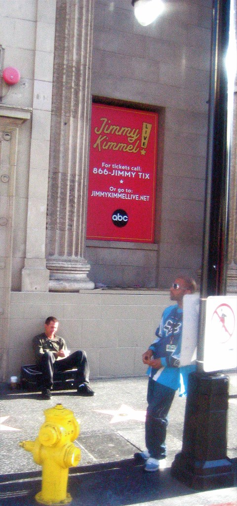 Jimmy Kimmel!