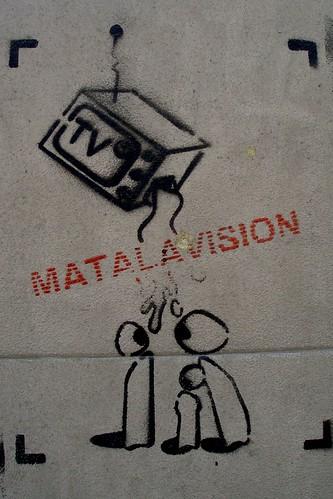 TV: mata la visión