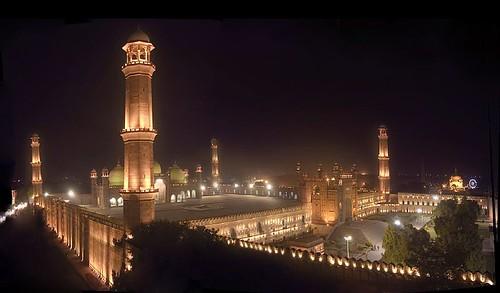 Badhshahi Masjid ,Lahore , Pakistan