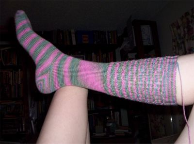 Neverending Sock