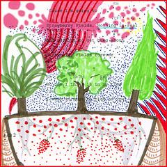 LO-FI (Fabrício Marcon) Tags: photoshop beatles música desenho madrugada cadeafoto uniball cifras strawberryfieldsforever fabercastell impressão canetinha pontilhismo hidrográfica fabríciomarcon fmarcon