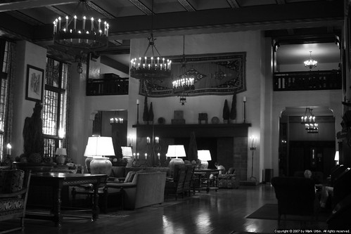 Ahwahnee Main Hall