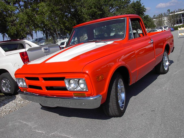 pickup 1968 gmc