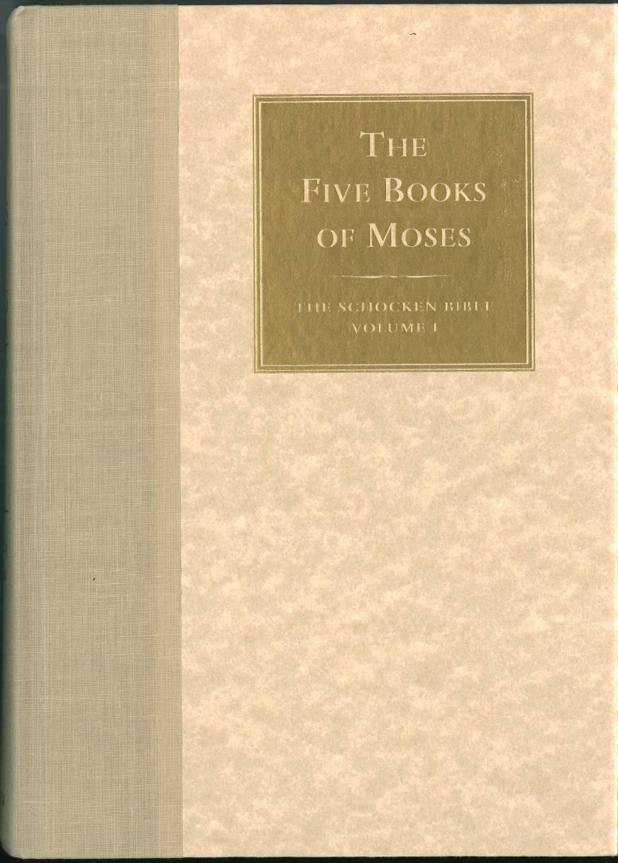 the five books of moses everett fox pdf